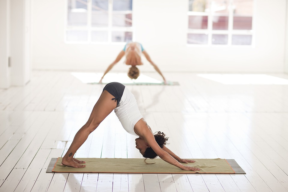 5 yoga poses for back pain SUP Yoga